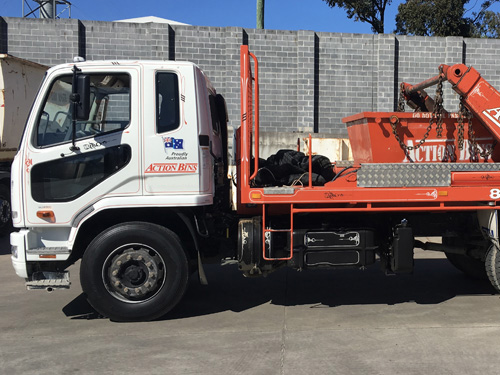 Action Bins Skip Hire Sydney 7 Days