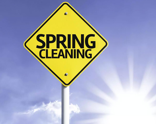 Spring Cleaning Season